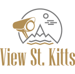 View St. Kitts Sticky Logo